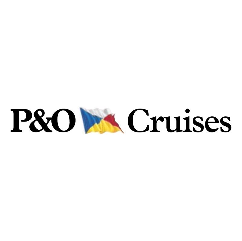 P&O Cruises vector