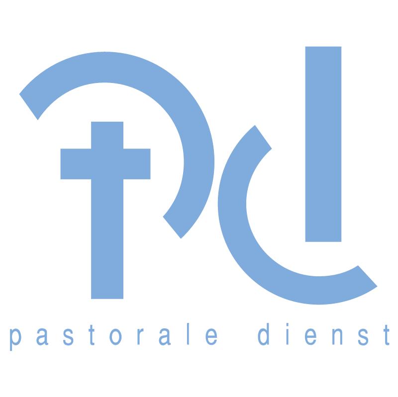 Pastorale Dienst vector