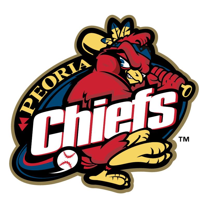 Peoria Chiefs vector