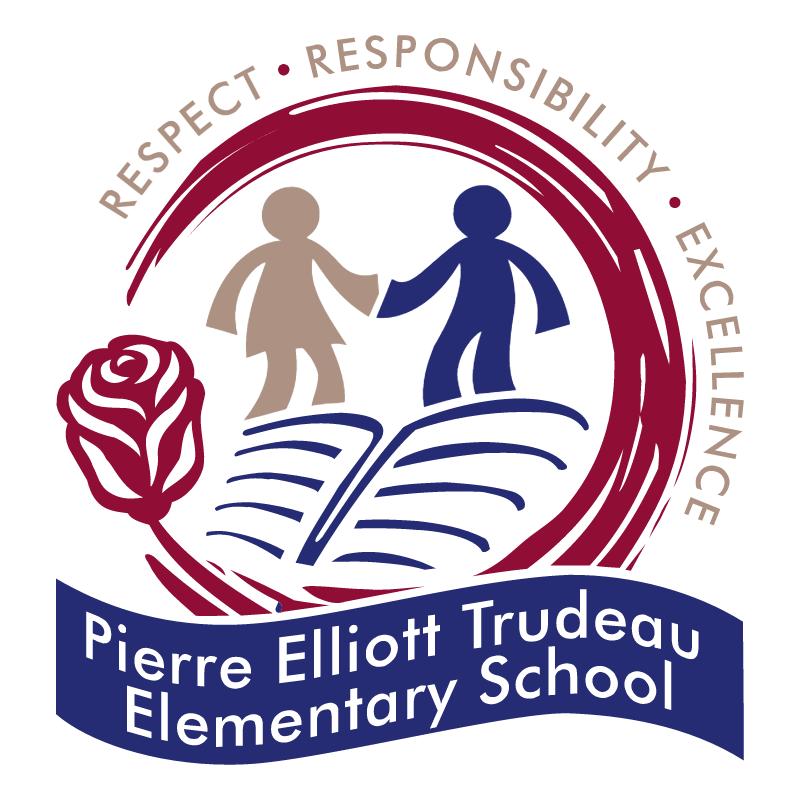 Pierre Elliott Trudeau Elementary School vector