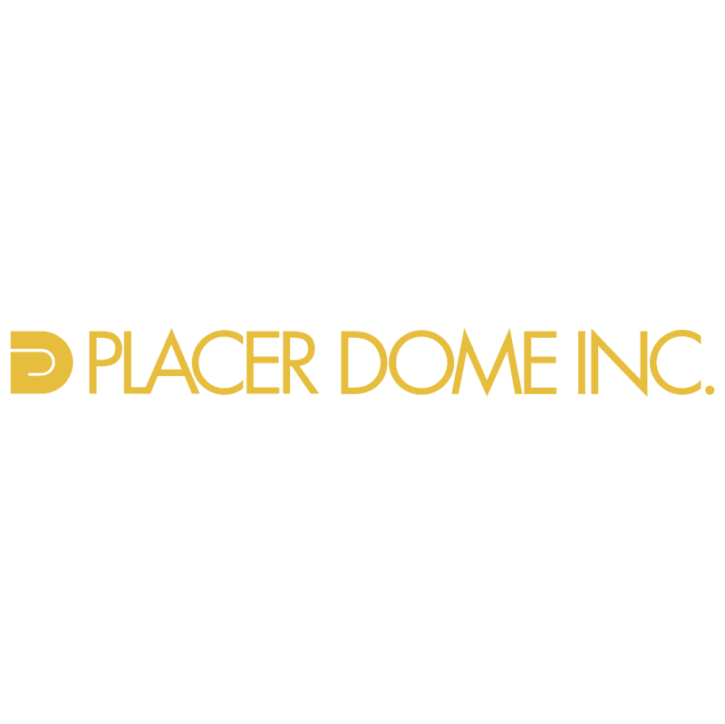 Placer Dome vector logo