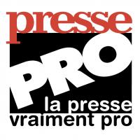 Presse Pro vector