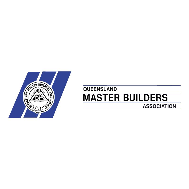 Queensland Master Builders Association vector