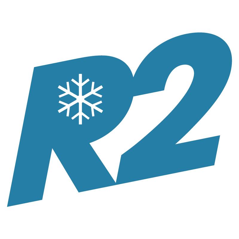 R2 vector logo