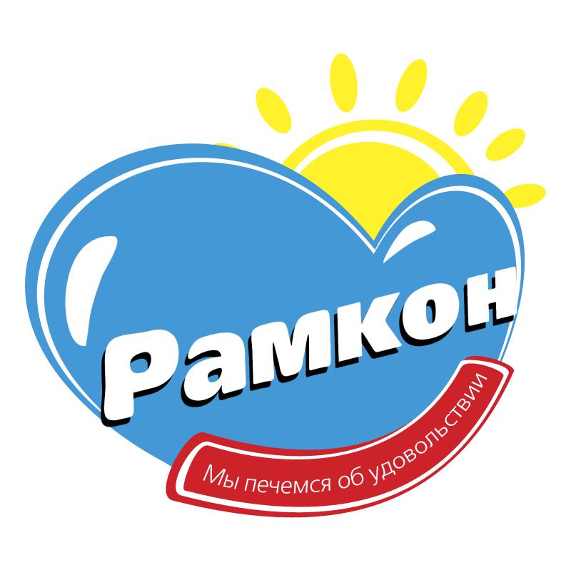 Ramkon vector logo