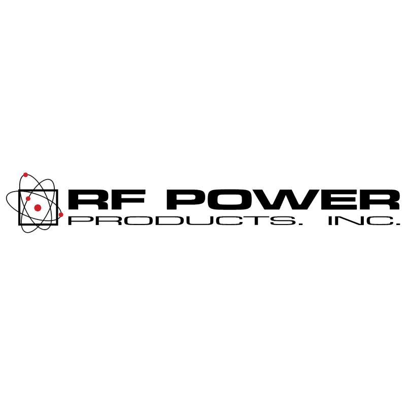 RF Power vector logo