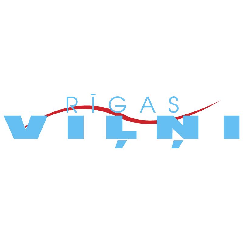 Rigas Vilni vector