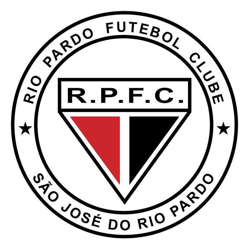 Rio Pardo Futebol Clube de Sao Jose do Rio Pardo SP vector