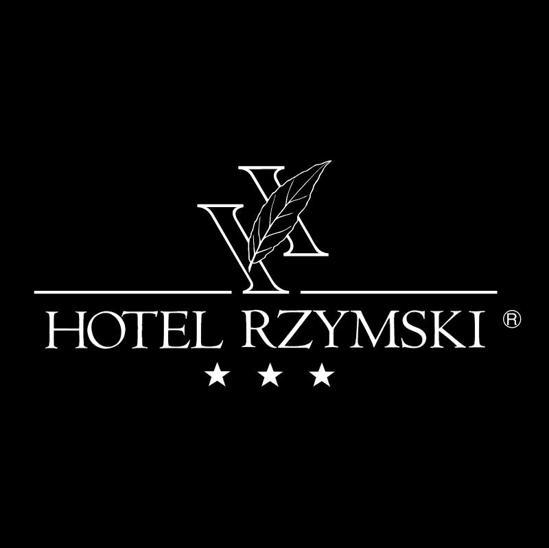 Rzymski Hotel vector