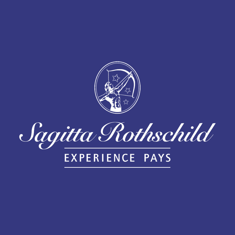 Sagitta Rothschild vector logo
