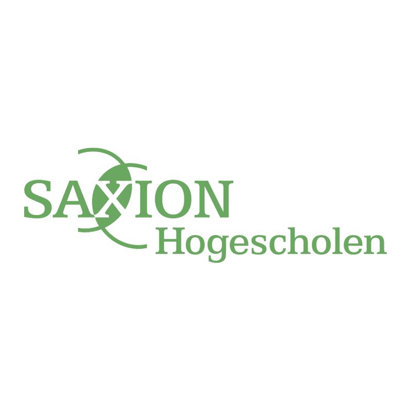 Saxion Hogescholen vector logo
