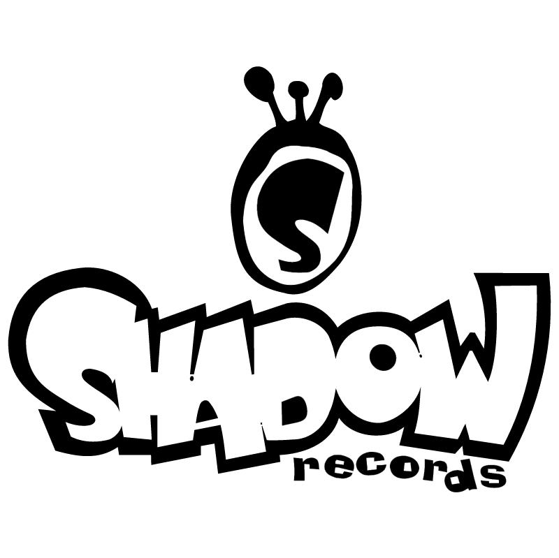 Shadow Records vector