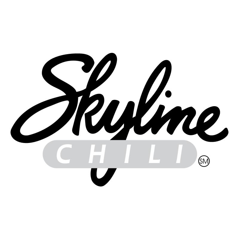 Skyline Chili vector