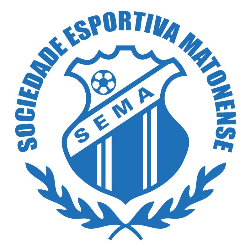 Sociedade Esportiva Matonense vector