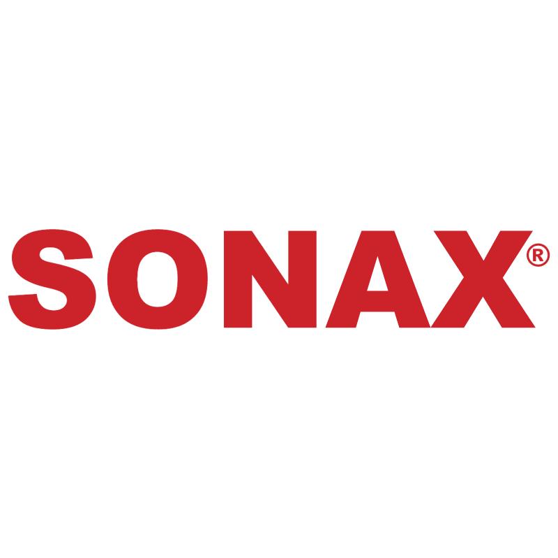Sonax vector