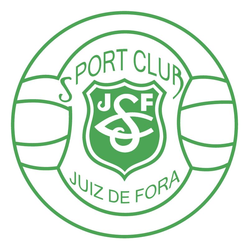 Sport Club Juiz de Fora MG vector