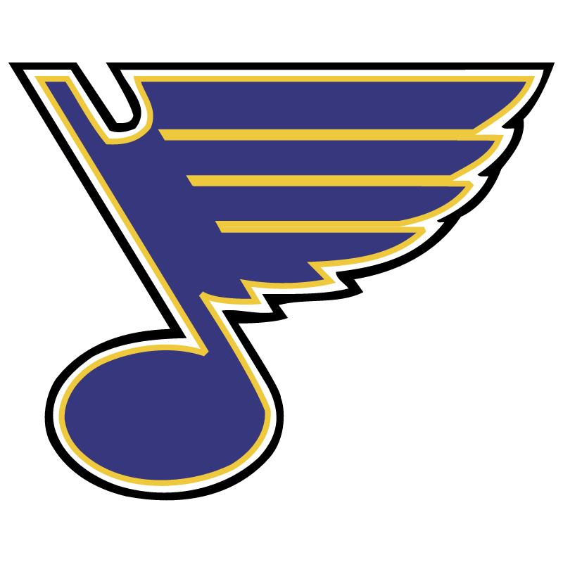 St Louis Blues vector