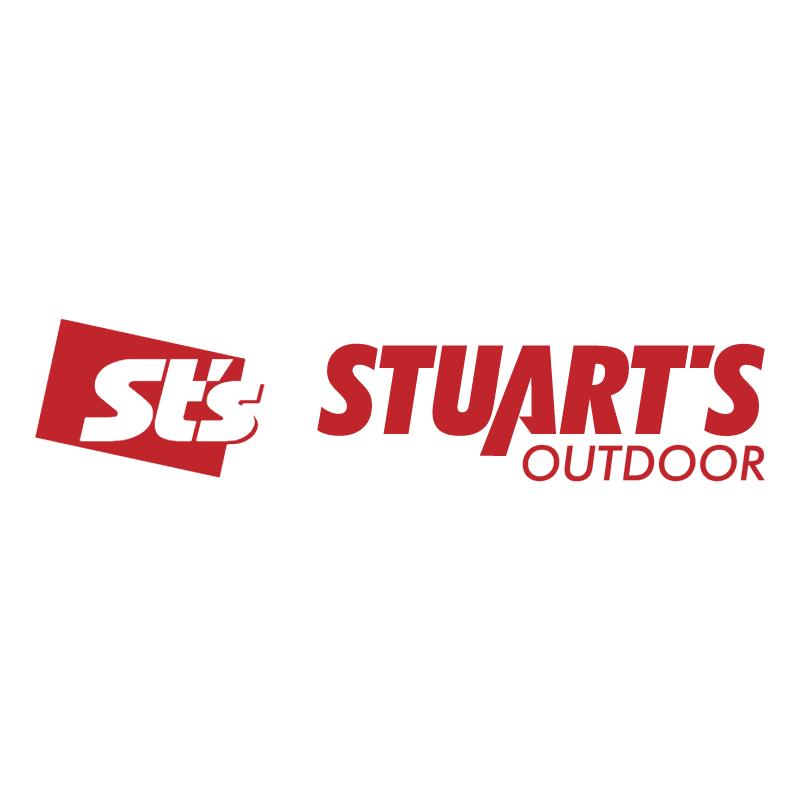 St's Stuart's Outdoor vector