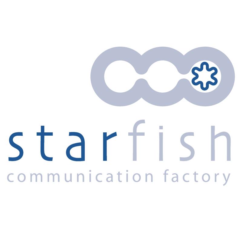 Starfish Communication Factory vector