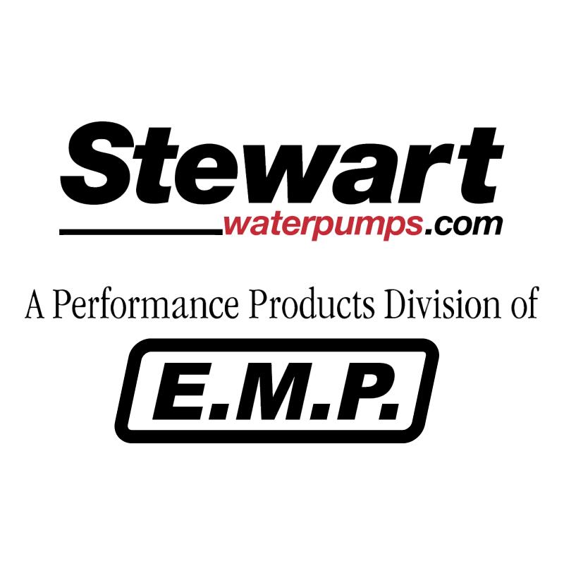Stewart vector logo