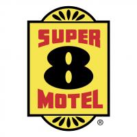 Super 8 Motel vector
