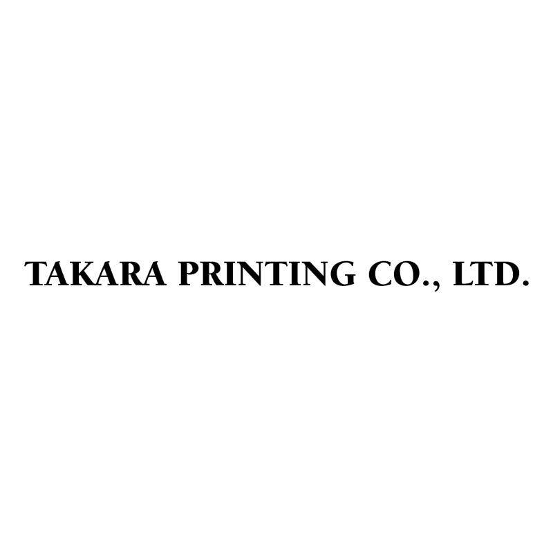 Takara Printing vector