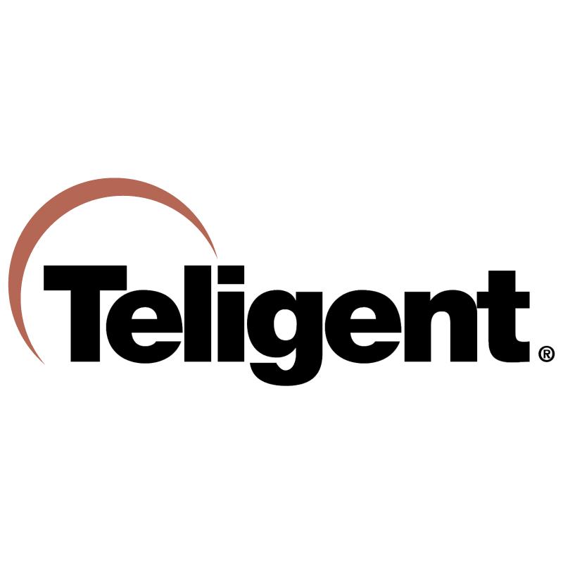 Teligent vector logo
