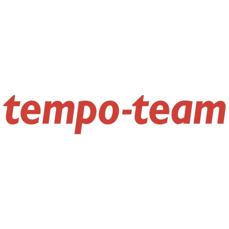 Tempo Team vector logo