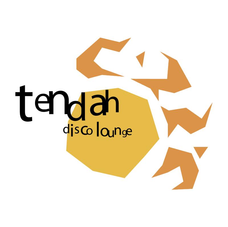 Tendah Disco Lounge Brasil vector