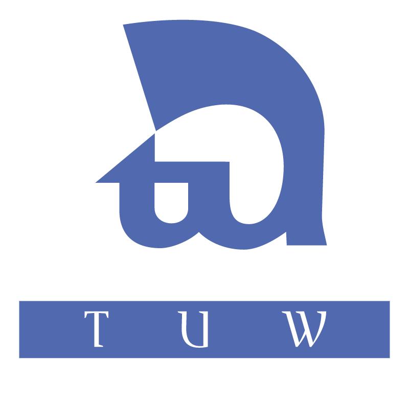 Tuw vector logo