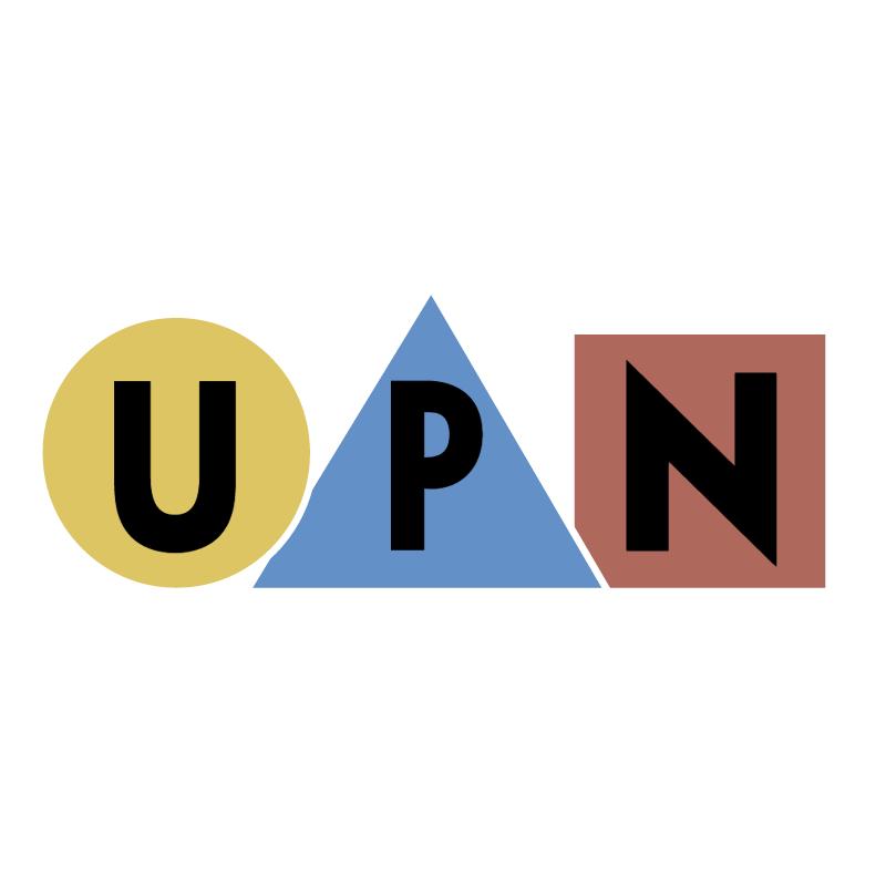 UPN vector logo