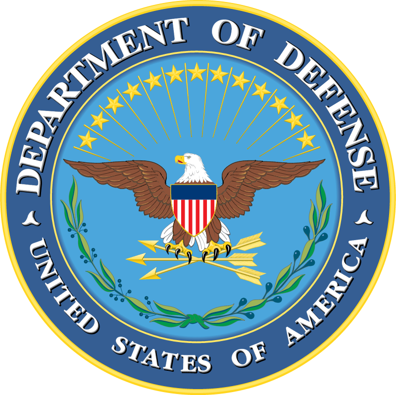 US Department Of Defense vector