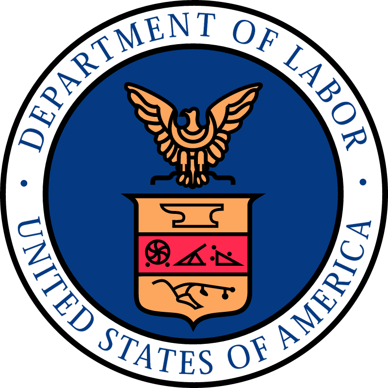 US Department Of Labor vector