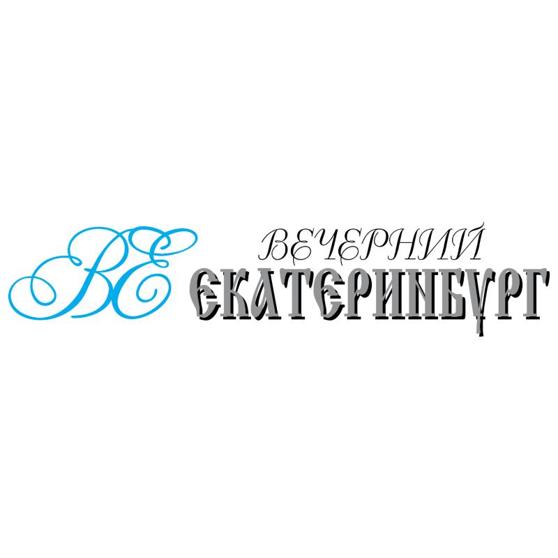 Vecherniy Ekaterinburg vector