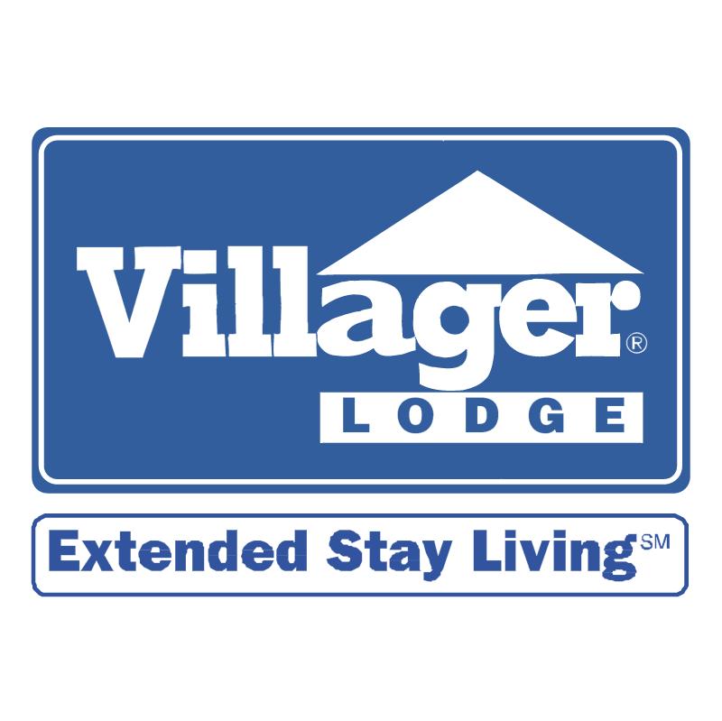 Villager Lodge vector