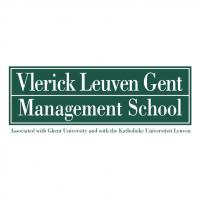Vlerick Leuven Gent Management School vector