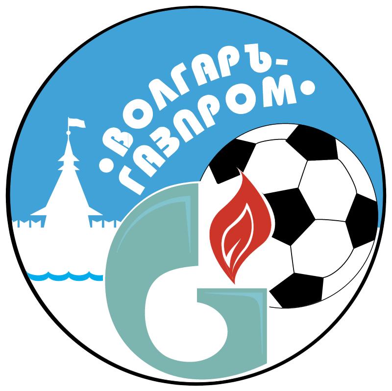 Volgar Gazprom vector