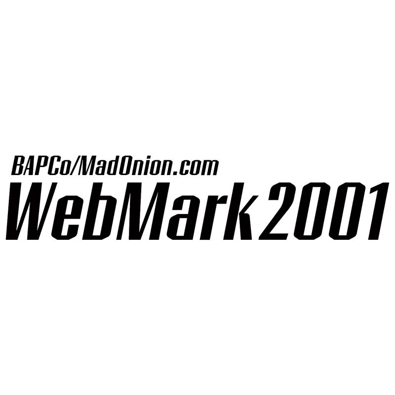 WebMark2001 vector logo