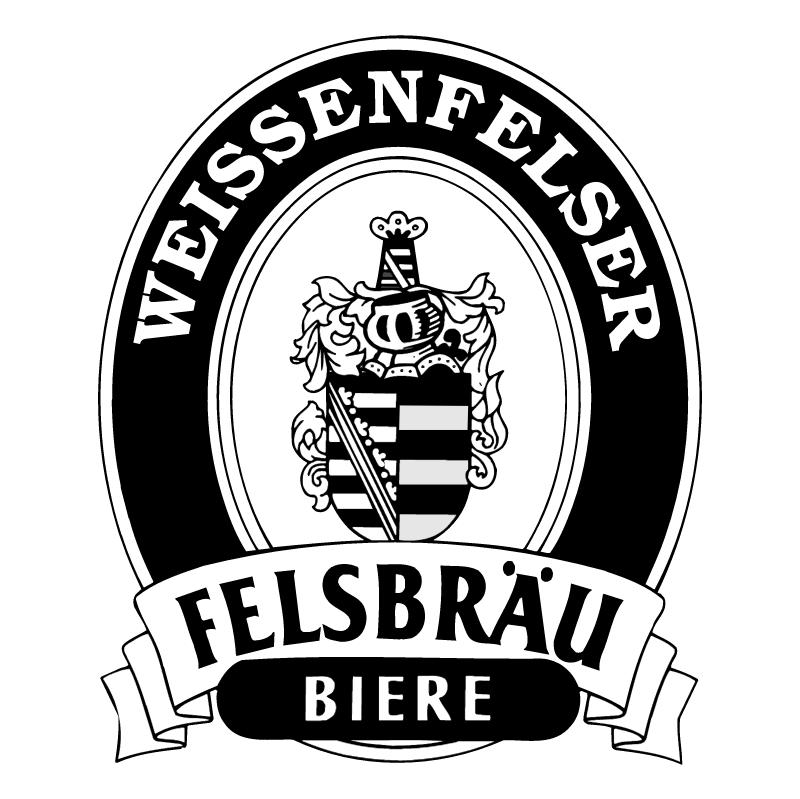 Weissenfelser Felsbraeu vector logo