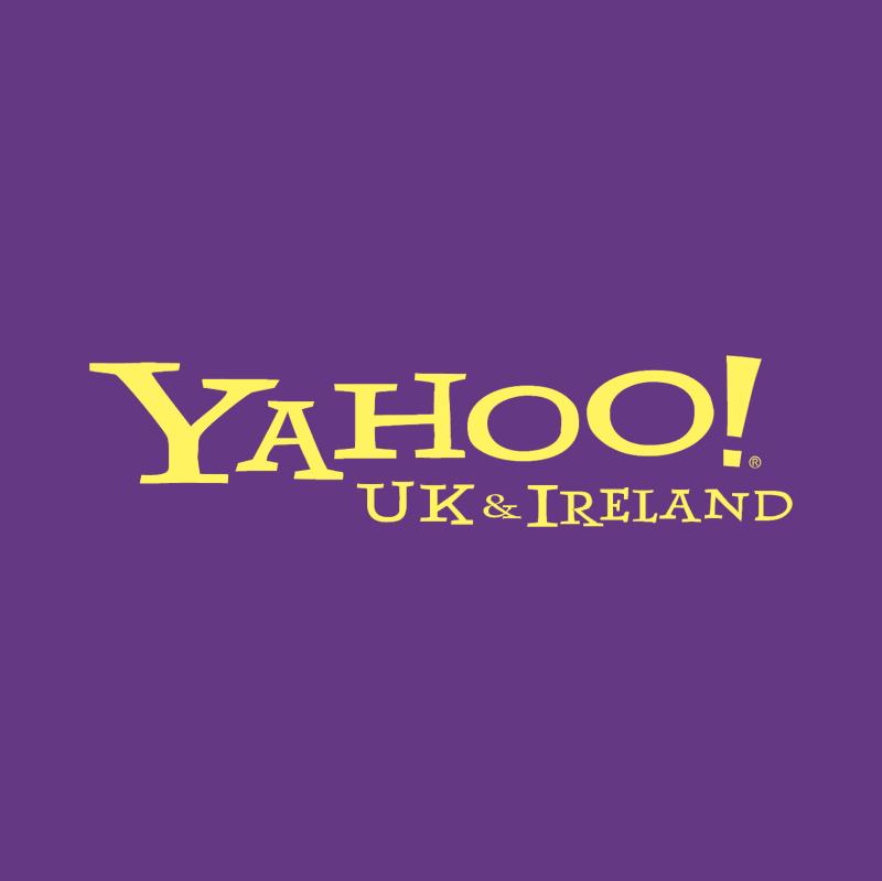 Yahoo UK & Ireland vector