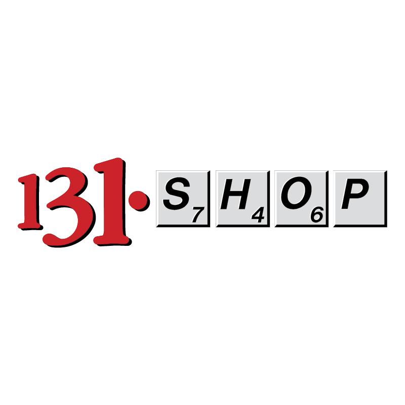 131 Shop vector