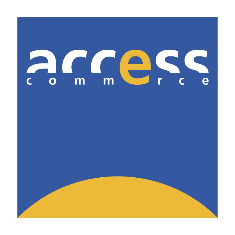 Access Commerce vector