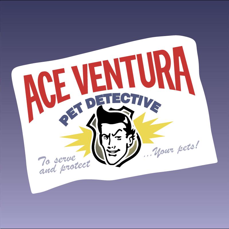 Ace Ventura Pet Detective 85209 vector
