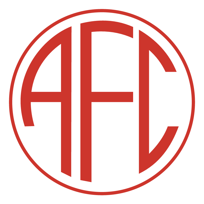 America Futebol Clube de Joao Pessoa PB vector