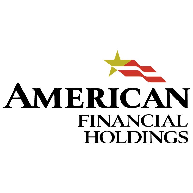American Financial Holdings vector