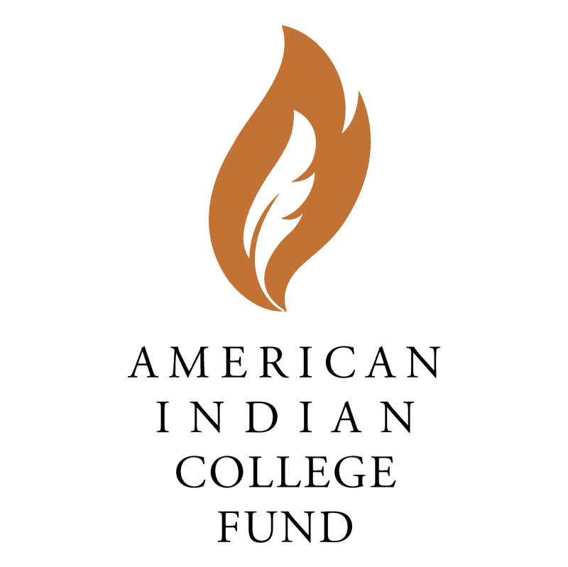 American Indian College Fund vector logo
