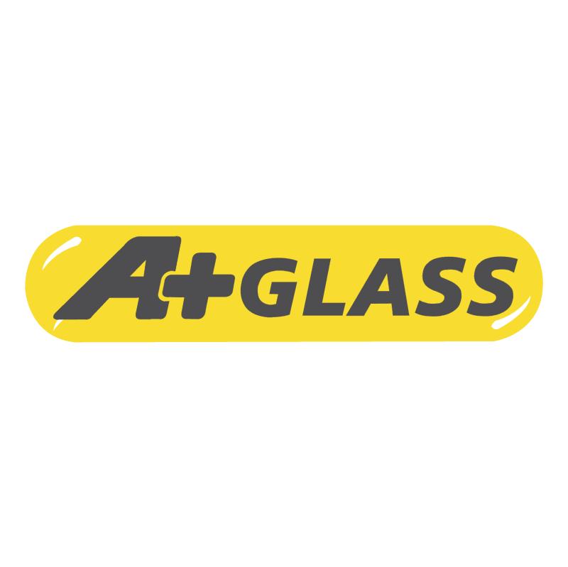 Aplus Glass vector