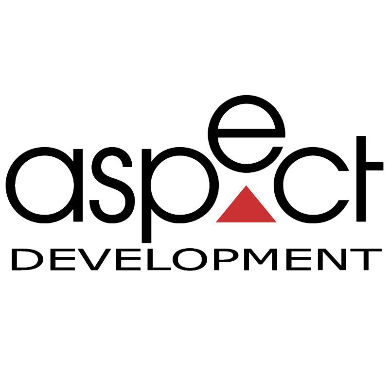 Aspect Development vector