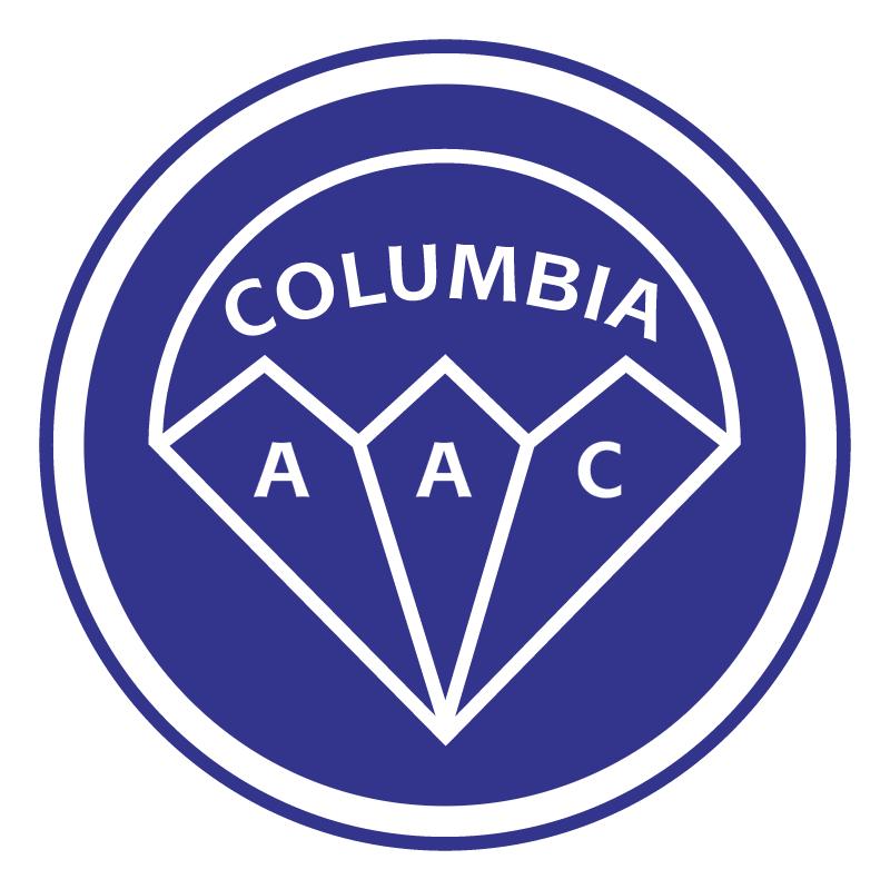 Associacao Atletica Columbia de Duque de Caxias RJ 77037 vector