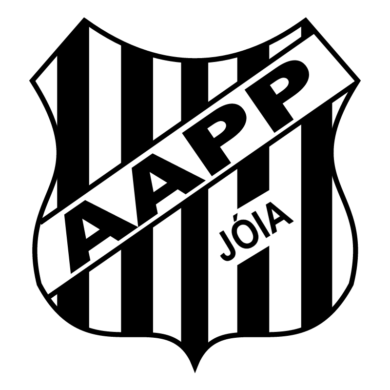 Associacao Atletica Ponte Preta de Joia RS 79549 vector